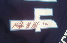 Michael Kidd Gilchrist autograph replica Charlotte Bobcats jersey Kentucky Sign