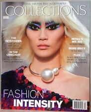 COLLECTIONS Magazine FASHION INTENSITY Interviews MARC JACOBS Rick Owens $10