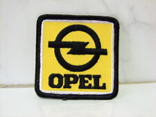 Aufnäher Aufbügler Patch OPEL - 6,5 x 6,5 cm