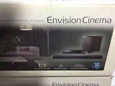 Onkyo Envision Cinema LS7200b 3D Soundbar System New In Box Dolby Atmos