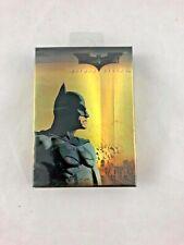 Batman Begins - Playing Cards - DC Comics - NEW - SEALED - Version 1