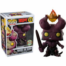 Funko POP ! Hellboy with Crown 15 Anung Un Rama Speciality Series NEW !!!