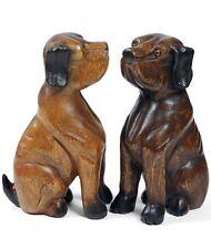 More details for wooden great dane dog ornament 10