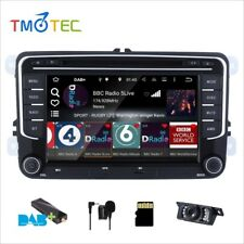 7'' VW GOLF MK5 MK6 SKODA SEAT CADDY Car Stereo GPS SAT NAV DVD RDS Radio Player