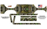 Camouflage Tree Traxxas TRX4 Bronco Body Skin Wrap Decal Ultradecals