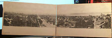 SAN DIEGO, CALIFORNIA, Novelty DOUBLE Post Card, PRE 1908, CITY VIEW