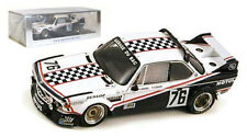 Spark S1572 BMW 3.0 CSL #76 Le Mans 1977 - 'Depnic'/Coulon 1/43 Scale