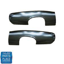 1966-67 Pontiac GTO LeMans 80% Quarter Panel Skin Pair