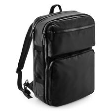 "Quadra Tokyo Convertible Laptop Backpack Bag Upto 17"" Laptops Rucksack (QD985)"