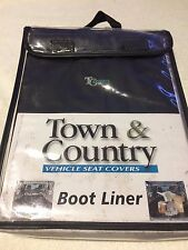 Genuine TOWN AND COUNTRY REAR BOOT LINER COVER LARGE SUITS ALL CARS