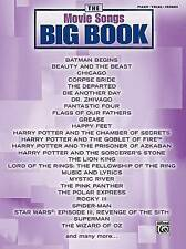 NEW The Movie Songs Big Book (The Big Book Series)