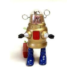 Tr2051 Remote Control Piston Action Robot Pug Robby - Reproduction of Nomura Toy