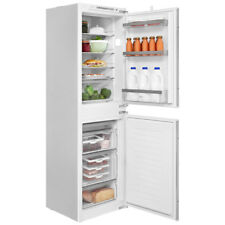 NEFF KI5852S30G A++ Fridge Freezer 50/50 Built In 54cm White New from AO