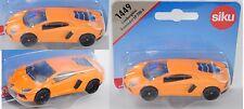 Siku Super 1449 Lamborghini Aventador LP 700-4 approx 1:60 OVP