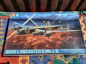 Tamiya Avro Lancaster 1/48, boxed, in the UK. HUGE###unused ## see pics