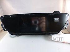 2012 12 Honda CRV Dash Information Display Screen 39710-T0A-A110-M1 OEM