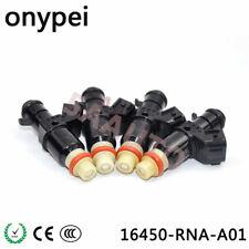 4x Einspritzdüse/Einspritzventil Injektor 16450-RNA-A01 Für Honda 06-11 Civic