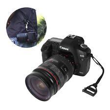 DSLR Camera Quick Release Safety Strap Tether Secure Lanyard Sling Buckle Belt