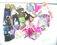 Barbie Clothes - Lot of 20+ (bin hhh)
