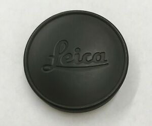 New 42mm Black Metal Front Lens Cap SLIP ON for Leica M Series Rangefinder