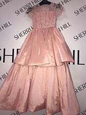 Sherri Hill K51257 Blush Pink Little Girls Pageant Gown Dress sz 6  THEY'RE BACK