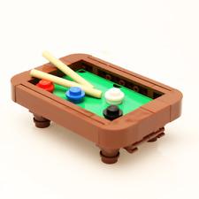 Custom LEGO Pool Table