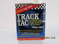 Racing Go-Kart Tire Prep - Track Tac - Sapphire with DRT (quart)