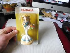 Statuette #7 - Falbala - Figurine BD résine Plastoy collection ATLAS Astérix