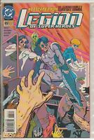 DC Comics Legion Of Super Heroes Vol 3 #65 February 1995 VF+