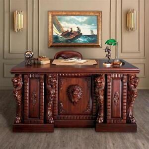 AF57224 - Lord Raffles Lion Executive Desk