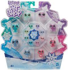 Official LPS Frosted Wonderland Pet Pack Littlest Pet Shop Kids Toys