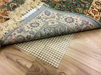 anti slip anti skid for Rug & Mat underlay gripper  carpet anti slip underlay