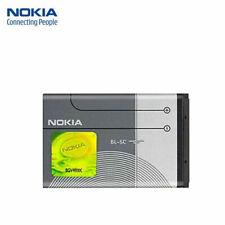 Original Nokia BL-5C Akku für 1110 3110 6230 6230i 6680 C2 E50 N70 N91 6600 Accu