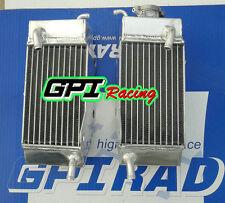 GPI Aluminum radiator FOR HONDA CR125 CR125R CR 125R 1983