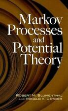 Dover Books on Mathematics: Markov Processes and Potential Theory by Ronald...