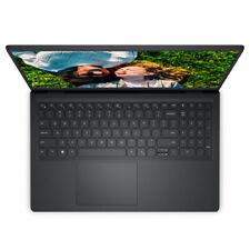 "Dell Inspiron 15 3510 15.6"" (128GB SSD, Intel Pentium Silver N5030, 3.2GHz, 4GB RAM) Laptop - Carbon Black"