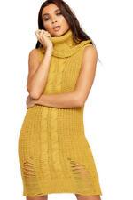 Vestiti da donna senza maniche acrilici taglia 42