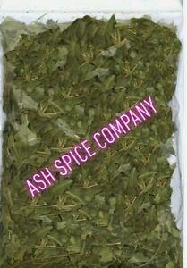 Dried Neem Leaves Cut Herbal Tea Infusion Premium Quality Free UK P&P 25g-1kg