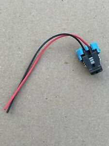 Windshield Washer Pump Connector Pigtail For 1987-1992 GM Vehicles PT375