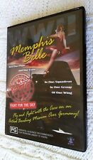 WW II- MEMPHIS BELLE – FIGHT FOR THE SKY – DVD, R- ALL, LIKE NEW, FREE POSTAGE
