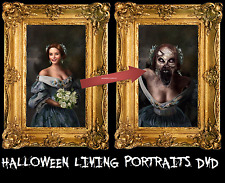LIVING PORTRAITS - PICTURES THAT COME ALIVE!! - PHOTOS HALLOWEEN SCARY SPOOKY