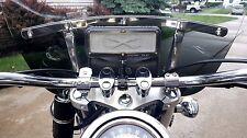 FREERIDE BLACK  BLUETOOTH MP3 FM RADIO MOTORCYCLE STEREO SPEAKER HARLEY HONDA