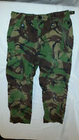 BRITISH TEMPERATE WEATHER MTP TROPICAL CAMOUFLAGE COMBAT PANTS 70/80/96 JJ 903