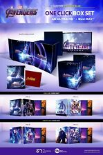 Avengers: Endgame 4K+2D Blu-ray Steelbook WeET Collection #08 One Click Box Set