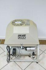 Zweikolben leiser Luft-Kompressor Dental Jun-AIR A/S 2000 ölfrei 3512