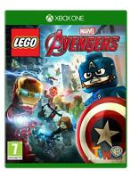 LEGO Marvel Avengers XBOX One 1 Video Game Original UK Release Mint Condition