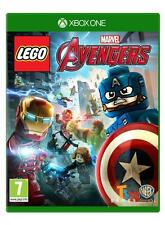 LEGO Marvel Avengers (Microsoft Xbox One, 2016) - European Version