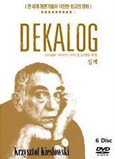 Dekalog, The Decalogue (1988) / Krzysztof Kieslowski, 6 Disc / DVD, NEW