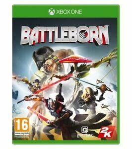 Xbox One - Battleborn  **New & Sealed** PAL Stock