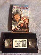 Himalaya (1999) - VHS Video Tape - Drama - Nepal's Dolpo - Thilen Lhondup